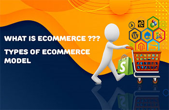 What is Ecommerce and types of e-commerce model?